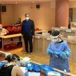 Τεστ για Covid 19 στους εργαζόμενους του Δήμου Γλυφάδας
