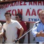 Γιώργος Σωφρόνης:  Δεν μπορεί ένας ψεύτης δήμαρχος,  να υπερασπιστεί το συμφέρον του τόπου μας