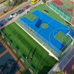 """Νέο γήπεδο μπάσκετ """"κόσμημα"""" για τη Γλυφάδα μας !"""