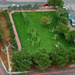 Ασταμάτητος ο δήμαρχος Γιώργος Παπανικολάου: Οι εκπλήξεις διαδέχονται η μια την άλλη - Νέος χώρος άθλησης για μικρούς και μεγάλους στην Τερψιθέα