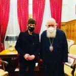 Θα το δούμε και αυτό: O Φουρθιώτης πήρε ευλογία από τον Αρχιεπίσκοπο για να κατέβει στην πολιτική